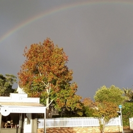 Autumn Rainbow