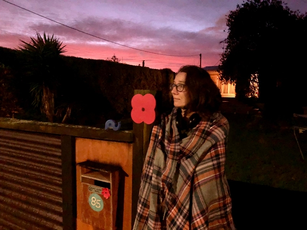 Stand at Dawn - Anzac Day 2020